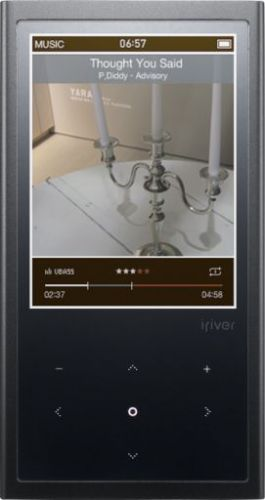 IRIVER E200 4GB BLACK
