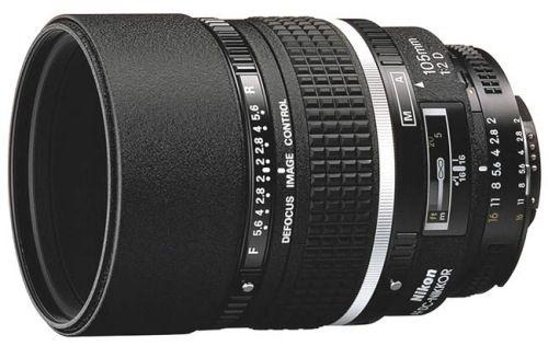 Nikon 105 mm F2 AF DC-Nikkor D A