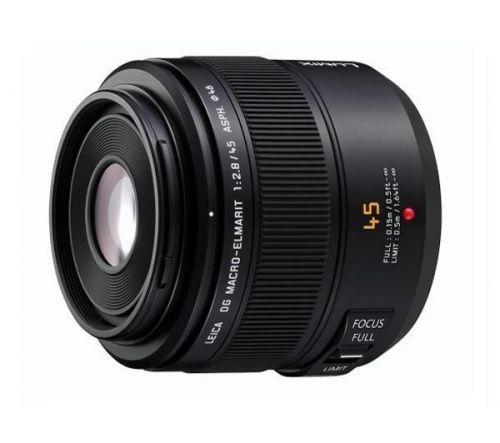 PANASONIC Leica H ES045E 45 mm f/2.8 pro série G