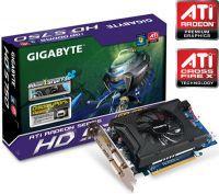 GIGABYTE Radeon HD 5750 1 GB (GV-R575D5-1GD) cena od 0,00 €