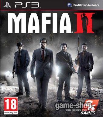 2K GAMES Mafia 2 pro PS3 cena od 0,00 €