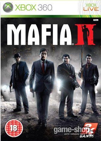 2K GAMES Mafia 2 pro XBOX 360 cena od 0,00 €