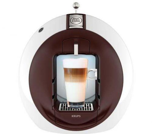 KRUPS Kávovar espresso Dolce Gusto KP5002 - biely/cokoládový cena od 0,00 €