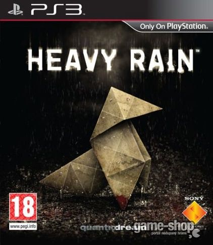 SONY Heavy Rain pro PS3