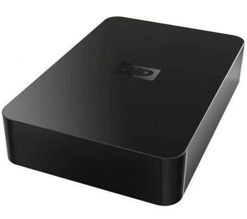 WESTERN DIGITAL Elements Desktop 2 TB (WDBAAU0020HBK-EESN)