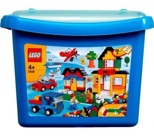 LEGO CREATOR 5508 Box s kostkami deluxe
