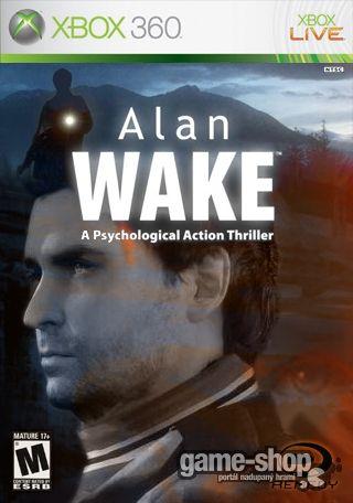 MICROSOFT Alan Wake Limited pro XBOX 360