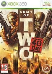 ELECTRONIC ARTS Army of Two: The 40th Day pro XBOX 360