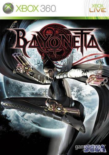 SEGA Bayonetta pro XBOX 360