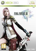 CAPCOM Final Fantasy XIII pro XBOX 360