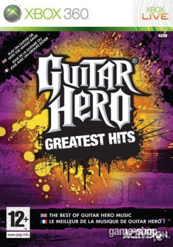 ACTIVISION Guitar Hero: Greatest Hits pro XBOX 360