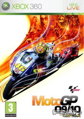 CAPCOM MotoGP 09/10 pro XBOX 360