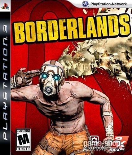 2K GAMES BORDERLANDS pro PS3 cena od 0,00 €