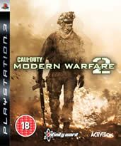 ACTIVISION Call of Duty: Modern Warfare 2 pro PS3