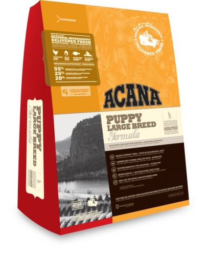 Acana Puppy Large Breed 18 kg cena od 0,00 €