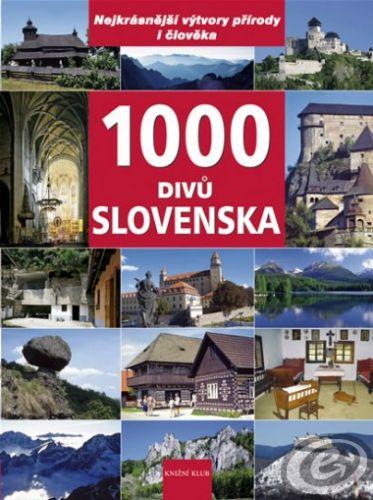 1000 divů Slovenska cena od 0,00 €