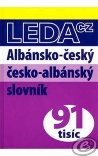 Albánsko-český česko-albánský slovník