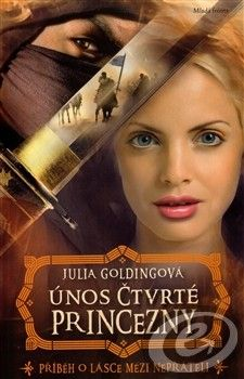Julia Goldingová: Únos čtvrté princezny cena od 0,00 €