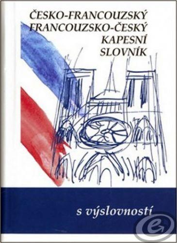 Česko-francouzský, francouzsko český kapesní slovník cena od 13,14 €