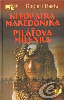 Gisbert Haefs: Kleopatra Makedonská cena od 13,91 €