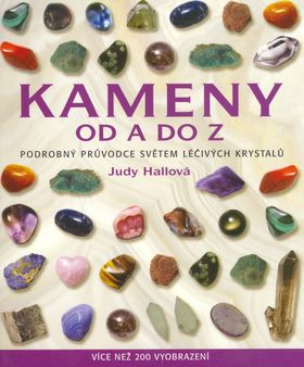 Judy Hallová: Kameny od A do Z cena od 16,13 €