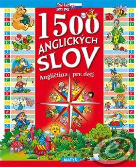 1500 anglických slov cena od 0,00 €