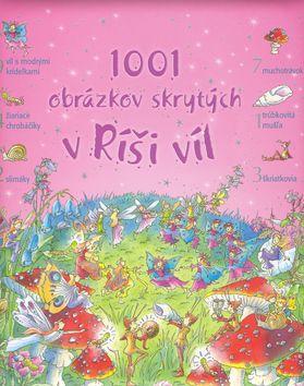1001 obrázkov skrytých v Ríši víl cena od 0,00 €