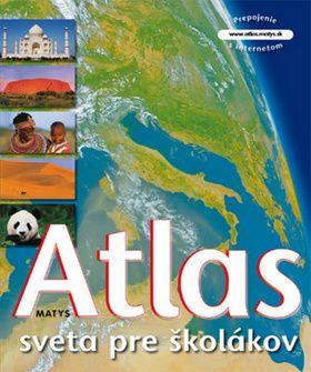 Atlas sveta pre školákov cena od 0,00 €