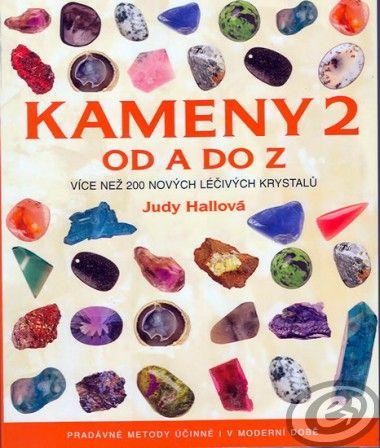 Judy Hallová: Kameny 2 od A do Z cena od 16,13 €