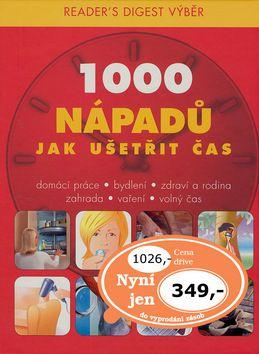 1000 nápadů jak ušetřit čas cena od 0,00 €