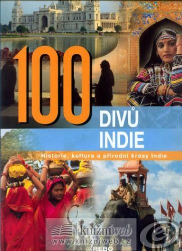 100 divů Indie cena od 0,00 €