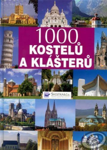 1000 kostelů a klášterů cena od 0,00 €