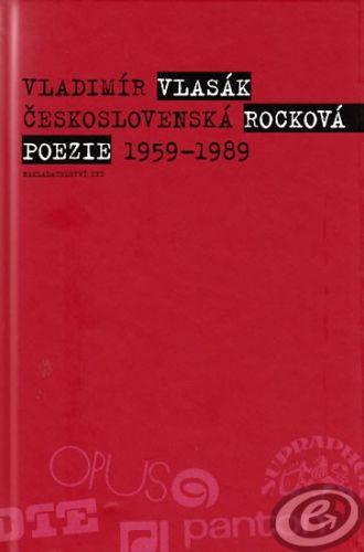 Československá rocková poezie 1959-1989 cena od 0,00 €