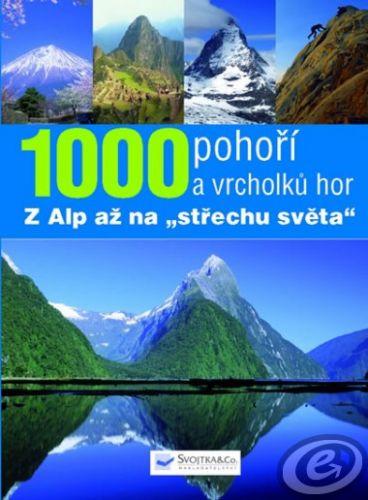 1000 pohoří a vrcholů hor cena od 0,00 €