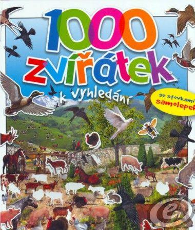 1000 zvířátek k vyhledání cena od 0,00 €