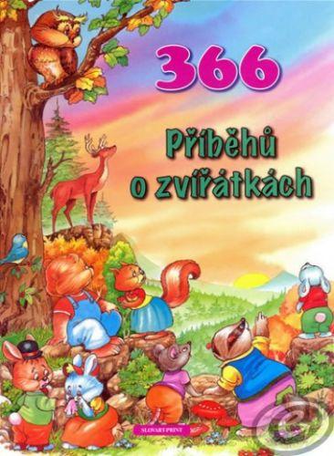 366 Příběhů o zvířátkách cena od 0,00 €