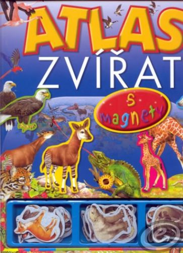 Atlas zvířat s magnety cena od 0,00 €