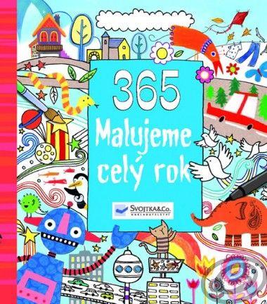 365 Malujeme celý rok cena od 0,00 €