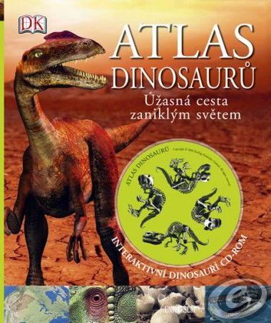 Atlas dinosaurů cena od 0,00 €