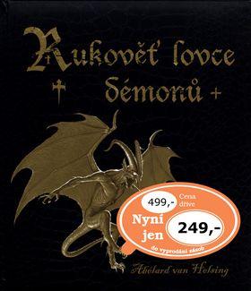 Abélard van Helsing: Rukověť lovce démonů cena od 0,00 €
