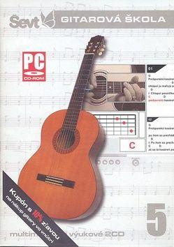 Gitarová škola 5 cena od 0,00 €