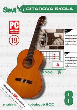 Gitarová škola 8 cena od 0,00 €