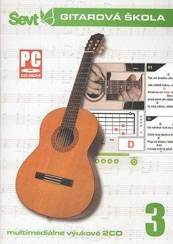 Gitarová škola 3 cena od 0,00 €