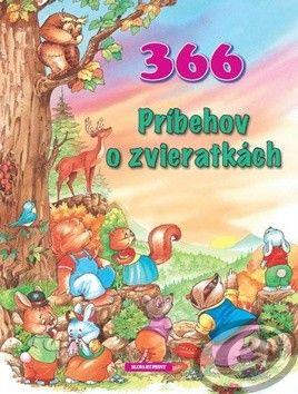 366 Príbehov o zvieratkách cena od 0,00 €