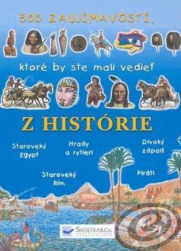 500 zaujímavostí, ktoré by ste mali vedieť z histórie cena od 0,00 €