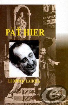 Leopold Lahola: Päť hier cena od 7,11 €