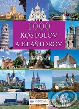 1000 kostolov a kláštorov cena od 0,00 €