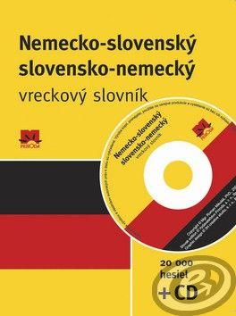Roman Mikuláš: Nemecko-slovenský slovensko-nemecký vreckový slovník cena od 0,00 €
