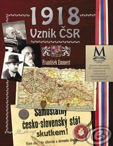 1918: Vznik ČSR cena od 0,00 €