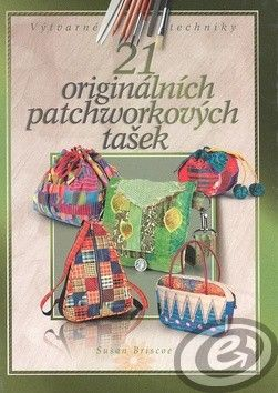 21 originálních patchworkových tašek cena od 11,99 €